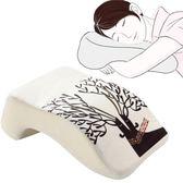 午睡卡通趴睡枕午睡枕頭午休趴趴枕睡覺護頸靠枕  極有家
