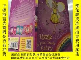 二手書博民逛書店lizzie罕見the sweet treats fairy 甜心公主Y200392