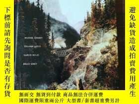 二手書博民逛書店Horizons:Canada罕見moves west 地平線:加拿大向西移動Y2010 MICHAEL CR