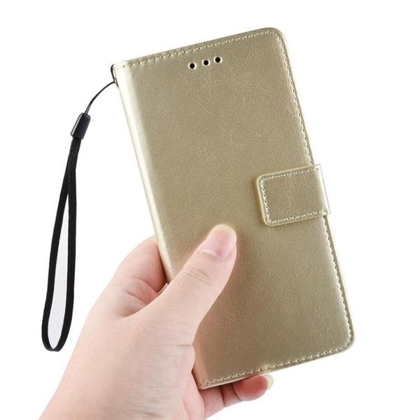 OPPO Realme X3 手機皮套 掛繩 翻蓋殼 保護套 插卡支架 可站立 手機殼 高檔商務簡約 外殼