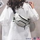 熱賣胸包 今年流行的包包2021新款胸包女潮洋氣時尚百搭側背斜背包女包【618 狂歡】