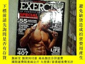 二手書博民逛書店EXERCISE罕見FOR MEN ONLY MAY2011Y203004