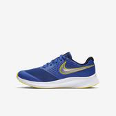 Nike Star Runner 2 Gs [AQ3542-404] 大童鞋 慢跑 運動 休閒 輕量 透氣 避震 藍