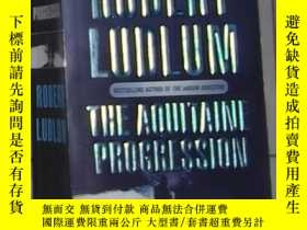 二手書博民逛書店英文原版罕見The Aquitaine Progression