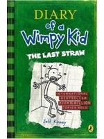 二手書博民逛書店《Diary of a Wimpy Kid. The Last