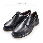 Waltz-「MIT」柔軟真皮紳士鞋 514039-02黑