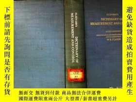 二手書博民逛書店Elseviers罕見Dictionary of Measure