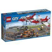 LEGO樂高 City 城市系列 機場航空表演_LG60103