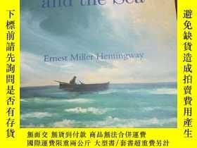 二手書博民逛書店The罕見Old Man and the seaY372109