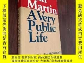 二手書博民逛書店avery罕見public life VOLUME I FAR FROM HOME【精裝簽名本】Y12880