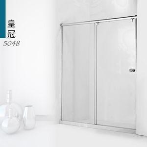 ITAI 毅太淋浴拉門-皇冠5048型橫拉門150x190以內-EC