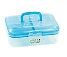 佳斯捷 小糖果收納箱 整理箱 置物箱 手提工具箱 分類箱 文具用品 學校 大量採購 3260 [百貨通]