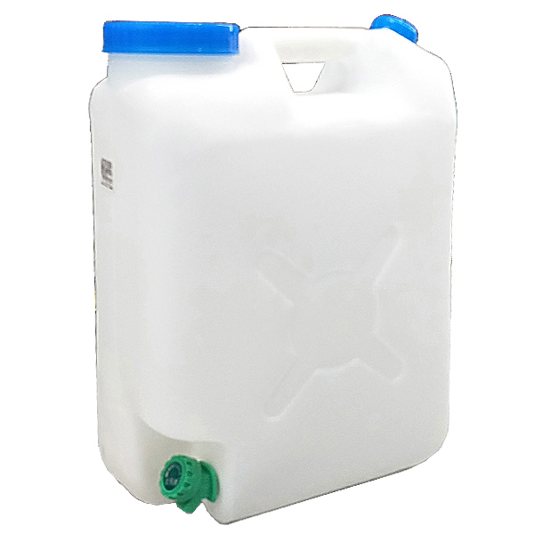 礦泉水桶(綠色附頭)20L【康鄰超市】