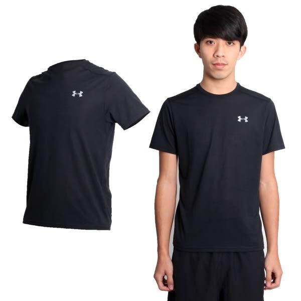 UA UNDER ARMOUR HG Streaker 男慢跑圓領短袖T恤(免運 ≡排汗專家≡