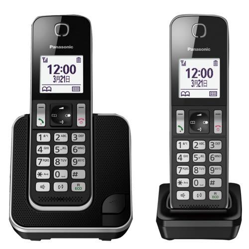 【結帳再折扣】國際牌 Panasonic KX-TGD312(TGD312TW) 數位無線電話【中文功能顯示】公司貨