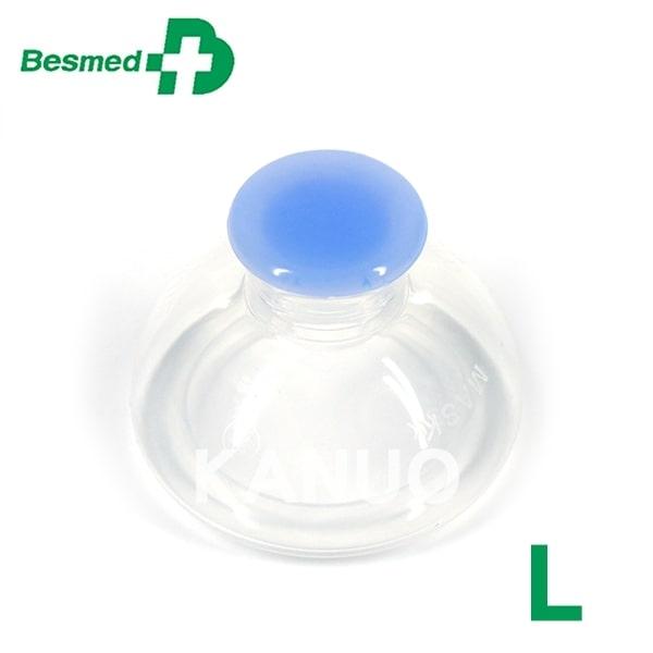 【貝斯美德】矽質拍痰杯 L