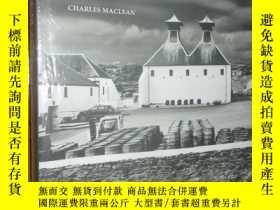 二手書博民逛書店Spirit罕見of Place: Whisky Distilleries of Scotland (12開,精裝