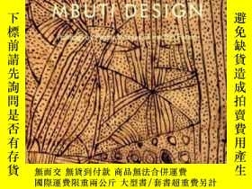 二手書博民逛書店Mbuti罕見Design: Paintings By Pygmy Women Of The Ituri Fore