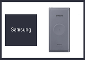 SAMSUNG 三星 原廠 25W 無線閃電快充行動電源10,000mAh /Type C (EB-U3300)