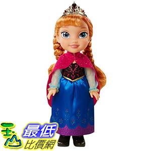 [美國直購] Disney 86867 Frozen Toddler Anna Doll 迪士尼 小安娜