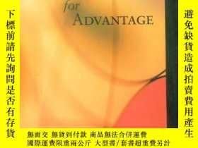 二手書博民逛書店COMPETING罕見FOR ADVANTAGE (英文版、78