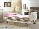 手搖病床 / E-01豪華型ABS三手搖床 / 贈床包組*1