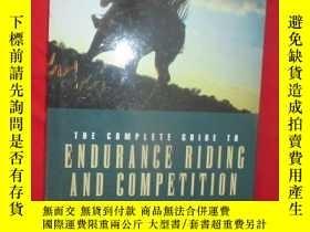 二手書博民逛書店The罕見Complete Guide To Endurance