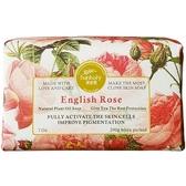 hanboly英倫玫瑰法式研磨皂200g【愛買】