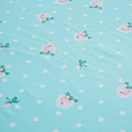 床包席夢思床罩床裙式床套單件床墊罩保護防塵防滑1.5m1.8米床單床笠