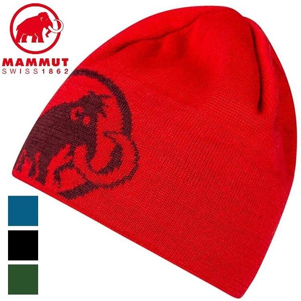 『VENUM旗艦店』Mammut 長毛象 毛帽/登山保暖帽/滑雪帽 Tweak Beanie 1191-01352