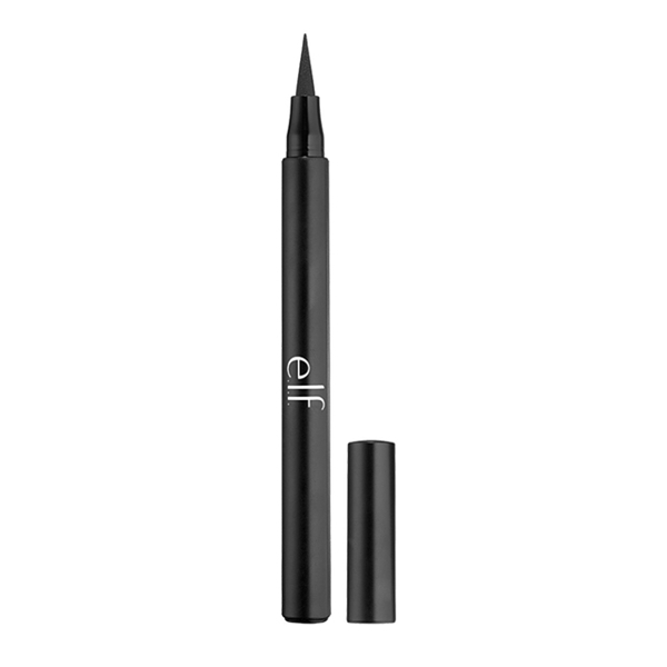 【愛來客 】美國ELF Intense Ink Eyeliner Blackest Black#81217黑色速乾眼線筆