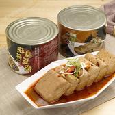【台灣在地ㄟ尚好】麻辣臭豆腐罐頭2罐組(1700g/罐)