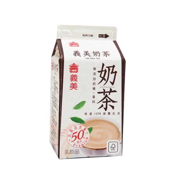 義美奶茶400ml