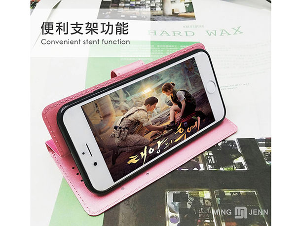Apple iphone6 / iphone 6s 4.7吋 雙色側掀站立 皮套 保護套 手機套 手機殼 保護殼 手機皮套