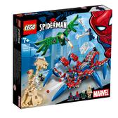 LEGO樂高 蜘蛛人系列 76114 Spider-Man's Spider Crawler 積木 玩具