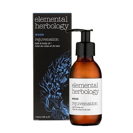 【elemental herbology 】木-賦活沐浴&身體按摩油145ml