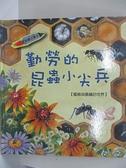 【書寶二手書T6/少年童書_KAE】勤勞的昆蟲小尖兵_咸潤美