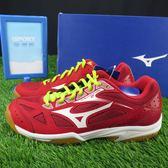 【iSport愛運動】Mizuno 美津濃 CYCLONE SPEED 2 羽球鞋 V1GA198001 男女款