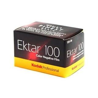 柯達 Kodak Ektar 100度 彩色軟片 專業彩色負片 135底片 傳統底片 【有效期限2019.1】