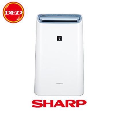 (新版_現貨) SHARP 夏普 10.5L 空氣清淨除濕機 DW-H10FT-W 除濕能力 10.5L 自動除菌離子 公司貨