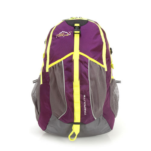 LOCALLION 經典休閒背包/登山包 35L.爵色紫 455PE