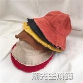 嬰兒帽 男女童漁夫帽2018新款潮 兒童童帽 寶寶太陽帽遮陽帽 潮先生