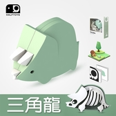【HALFTOYS 哈福玩具】恐龍樂園 TRICERA 三角龍 SF00401