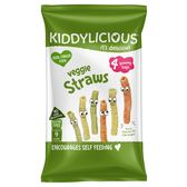 Kiddylicous 英國童之味-果味手指條-綜合蔬菜口味 12gx4包 童寶寶幼兒愛吃點心零食副食品