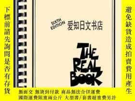 二手書博民逛書店【罕見】The Real Book: Sixth Edition