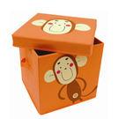 淘氣猴收納箱