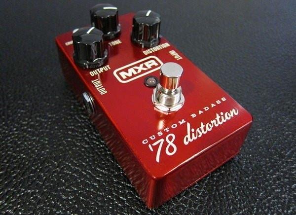 ☆ 唐尼樂器︵☆ MXR M78/ M-78 Custom Badass '78 Distortion 電吉他破音效果器(原廠公司貨保固)