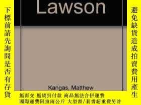 二手書博民逛書店Michael罕見Lawson-邁克爾·勞森Y436638 Kangas, Matthew Published