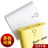 【DIFF】大容量 超美少女棉花糖行動電源 送贈品 移動電源 HL-10400型 支援小米