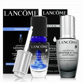 LANCOME蘭蔻 超進化肌因活性安瓶20ml+超進化肌因大眼精粹20ml